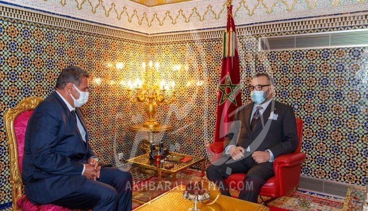 الملك محمد السادس يعين أخنوش رئيسا للحكومة
