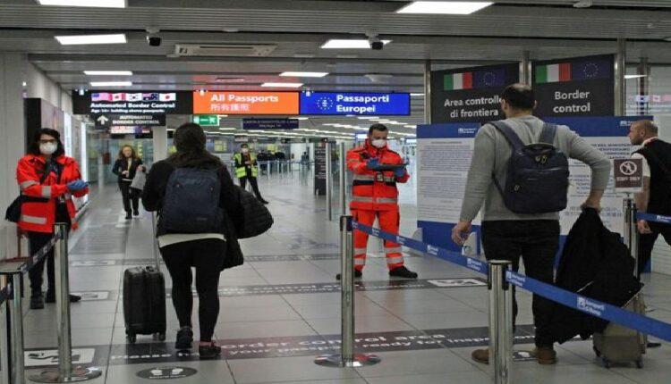 السلطات الإيطالية تسمح لمسافري الاتحاد الأوروبي بالدخول إليها دون حجر صحي