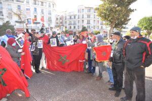 جمعية حياة للخير المغربية الإيطالية تحتفل بمغربية الصحراء