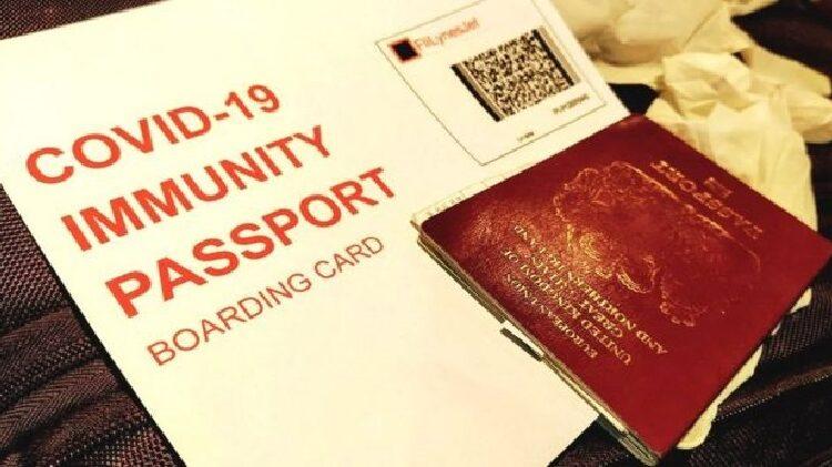 مسؤول بالإتحاد الأوروبي يكشف موعد اعتماد جواز السفر الخاص بفيروس كورونا