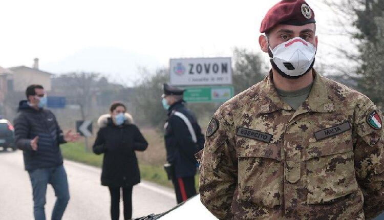 رئيس الوزراء الإيطالي يصدر مرسوم جديد للحد من انتشار فيروس كورونا