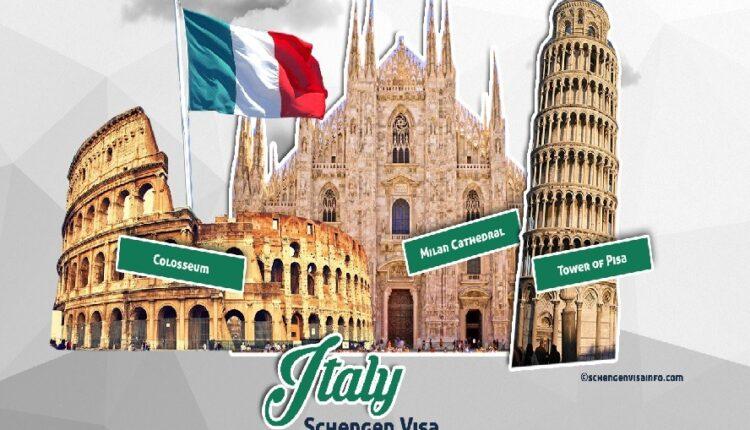 فيزا ايطاليا ... متطلبات وشروط الحصول علي تأشيرة ايطاليا
