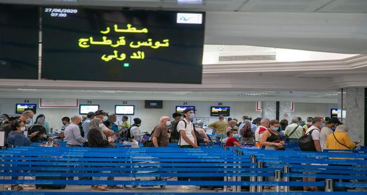 العشرات من أفراد الجالية المغربية بأوروبا عالقون في تونس