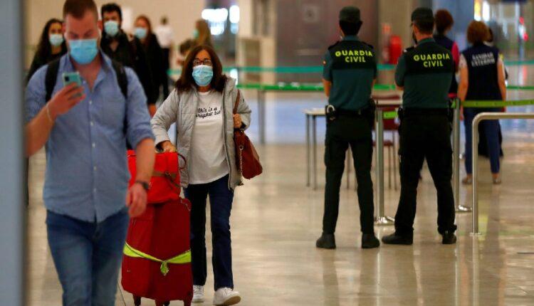 إسبانيا تفرض شروط جديدة على المغاربة الراغبين في السفر إليها