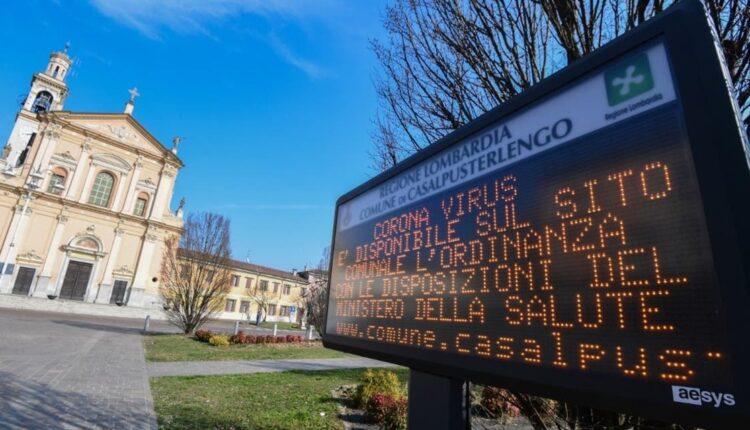 قصة البلدة الأولى التي ظهر فيها كورونا بإيطاليا بعد مرور عام على ظهور الوباء !