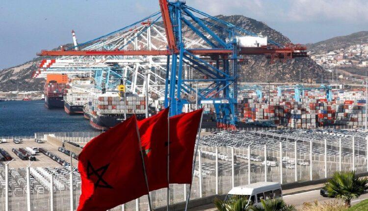 إطلاق خط بحري بين المغرب وبريطانيا